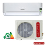 Ar Condicionado Split Agratto Confort Eco com 12.000 BTUs Frio Turbo Branco - ACS12FR4-02